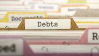 Some debts are automatically dischargeable in bankruptcy