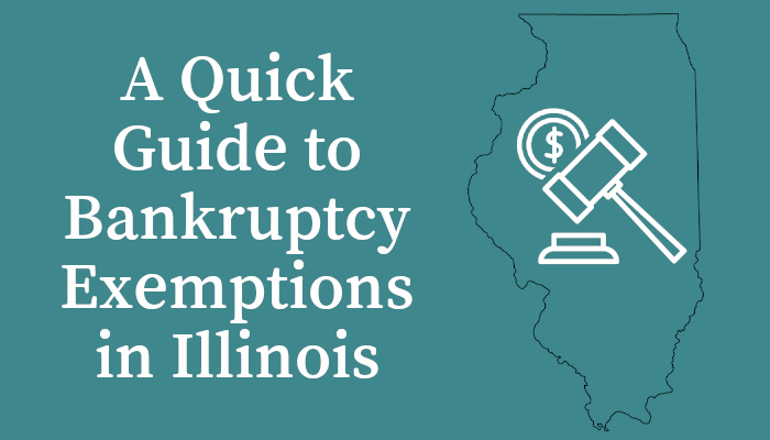 Bankruptcy exemptions Illinois